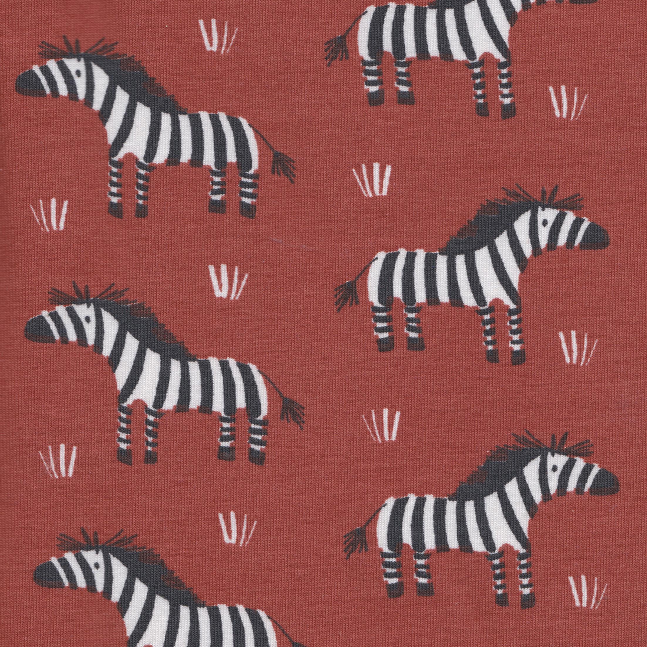 1 stoffa zebra